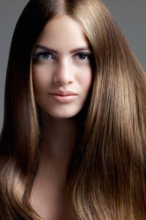 окрашивание волос на длинные волосы