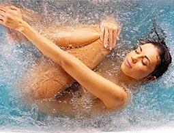 подводный душ массаж мичуринский