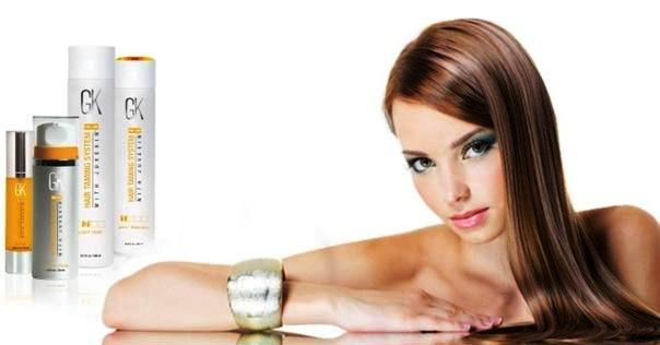 GLOBAL KERATIN кератиновое выпрямление волос