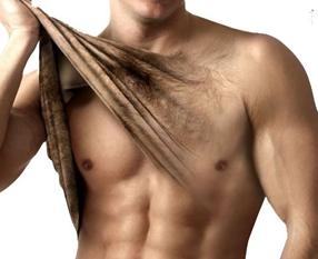 Мужская эпиляция волос