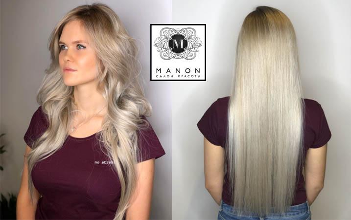 аэртачь окрашивание волос